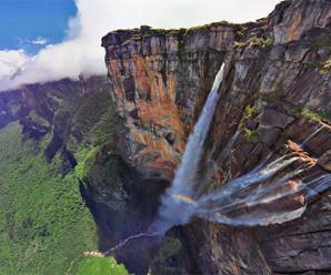 Keajaiban Alam Angel Falls