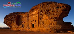 Keajaiban Alam Al-Hijr Saudi Arabia