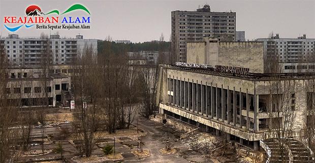 Keajaiban Alam Chernobyl