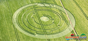Keajaiban Alam Crop Circle