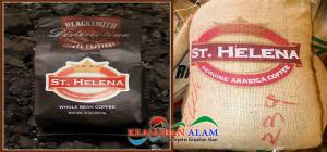 Keajaiban Alam Island Dari St Helena Coffee