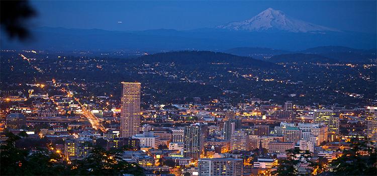 Portland, Oregon,