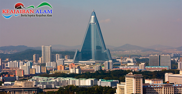 Keajaiban Alam Pyongyang