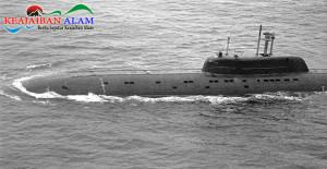 Keajaiban Alam Sierra Class Submarine