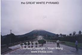 The Great White Pyramid
