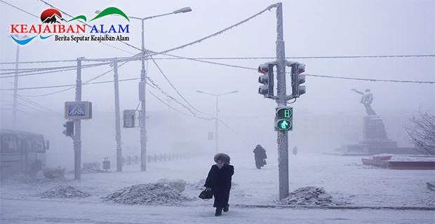 Keajaiban Alam Yakutsk