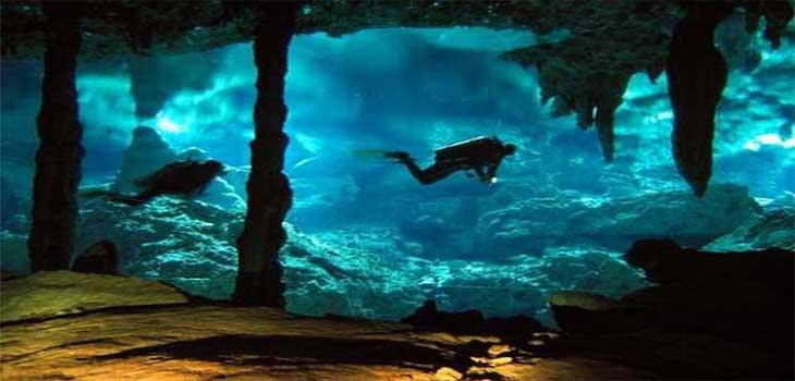 keajaiban laut