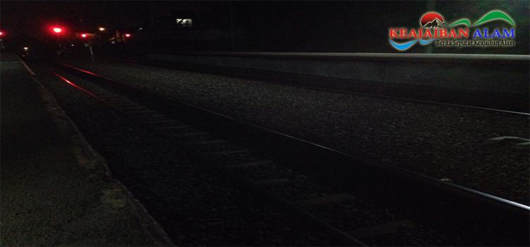 Keajaiban Alam Lintasan Kereta Bintara
