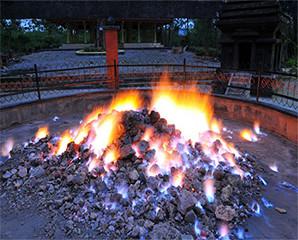 Keajaiban Api Abadi