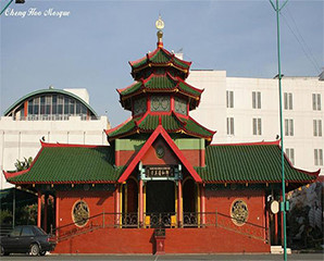Laksamana Cheng Hoo Adalah Keajaiban Masjid Pertama di Indonesia.