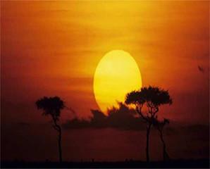 Matahari Terbit Dari Barat Adalah Tanda Mau Kiamat