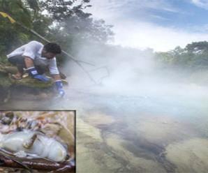 Keajaiban Alam, Misteri Sungai Mendidih Di Peru