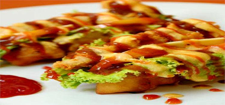 Resep Membuat Cakwe Toping Pizza