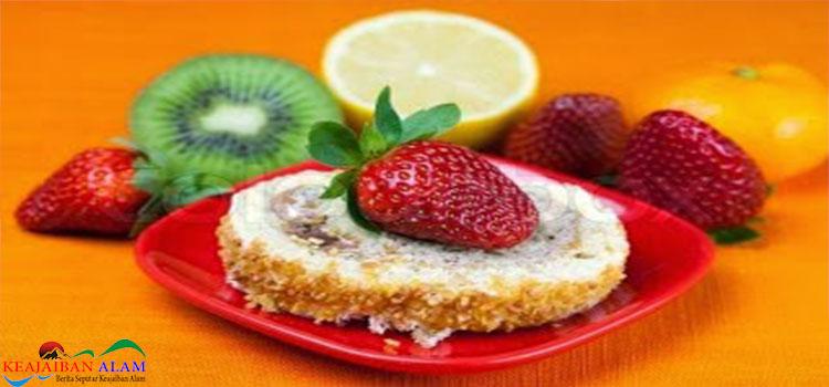 Resep Membuat Lemon Mandarine Cake