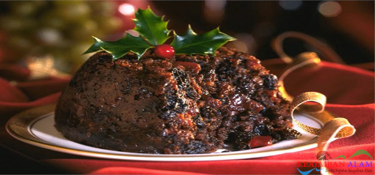 Resep Membuat Puding Coklat Natal