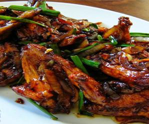 Resep Masakan Asem – Asem Sayap Ayam