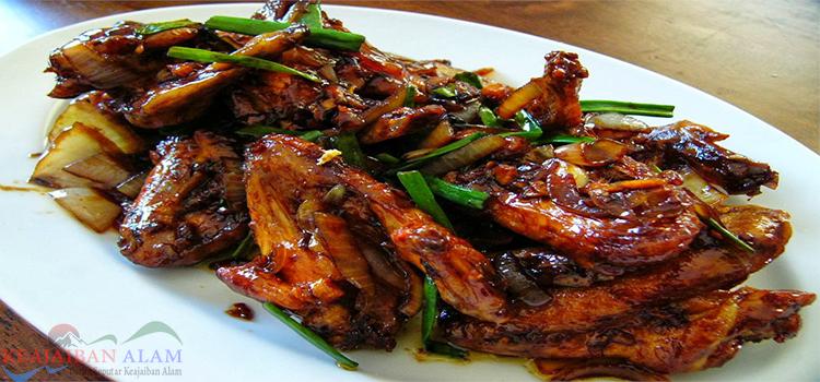 Resep Masakan Asem - Asem Sayap Ayam