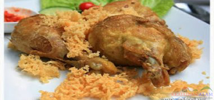 Cara Membuat Ayam Goreng Sanken