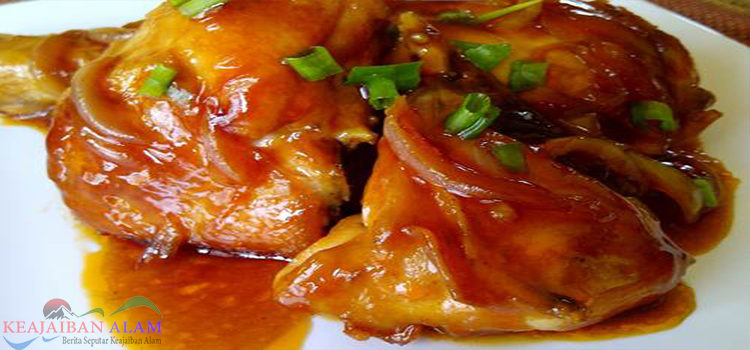 Cara Mudah Membuat Masakan Ayam Kukus Saus Cabai