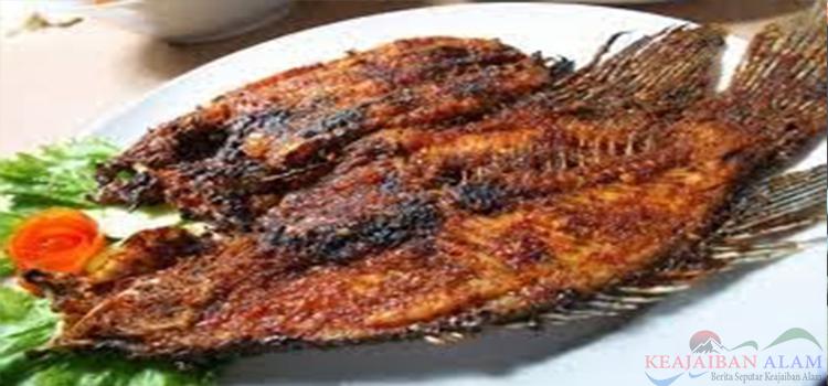 Resep Masakan MemGurami Bakar Bumbu Serai