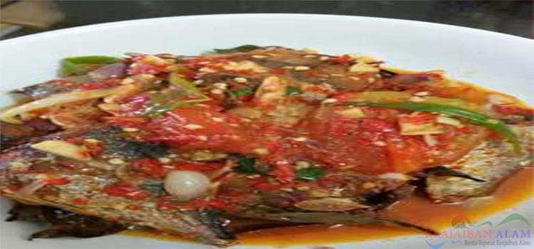 Resep Membuat Ikan Tongkol Sambal Kencur