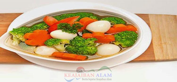Resep Membuat Sup Telur Brokoli Enak