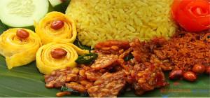 Resep Untuk Membuat Nasi Kuning
