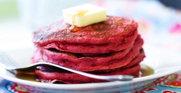 Pancake Buah Naga