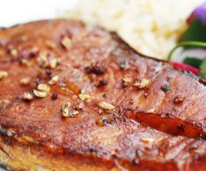 Steak Ikan Marlin Lezat