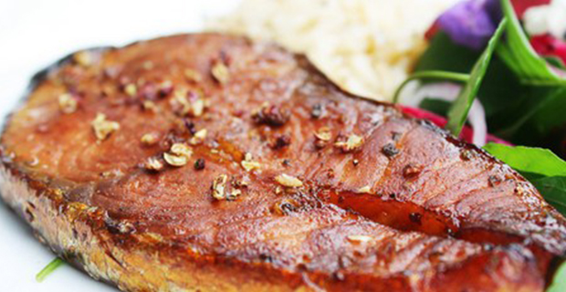 Steak Ikan Marlin Lezat