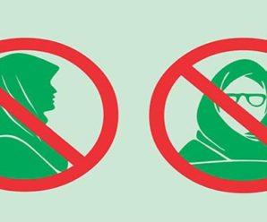 10 Negara Yang Melarang Penggunaan Hijab