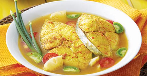 Resep Lempah Kuning Khas Bangka