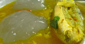Resep Papeda Ikan Kuah Kuning Khas Papua