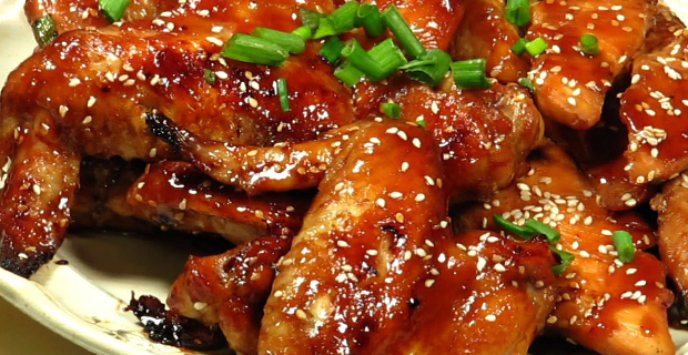 Chicken Wings Teriyaki