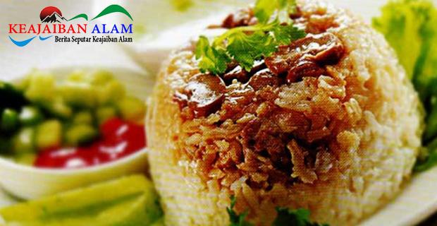 Resep Nasi Tim Ayam Lezat Ala Restoran Chinese