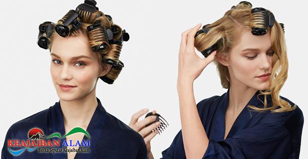 Simak Langkah Tepat Gelombangkan Rambut Secara Alami Tanpa Menggunakan Alat Catok