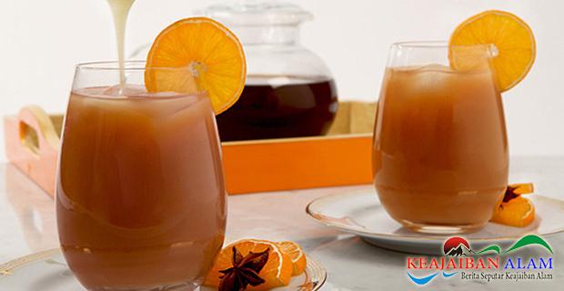 Resep Minuman Segar Thai Tea Ala Thailand