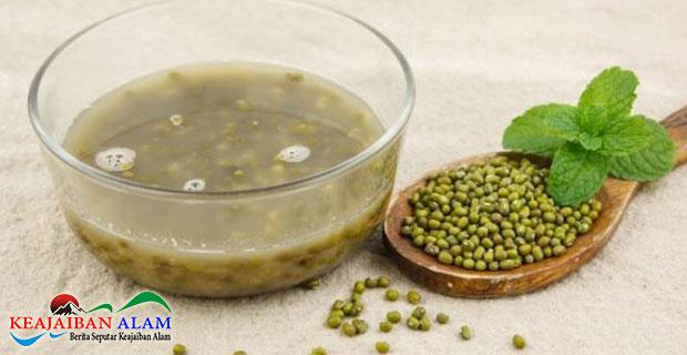 Bersihkan Toksin Racun Pada Tubuh Dengan Konsumsi Sari Kacang Hijau