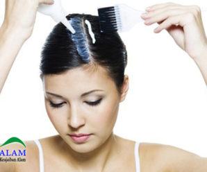 Benarkah Dengan Mengecat Rambut Lebih Banyak Mendatangkan Uban?