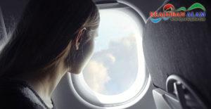 Mengapa Jendela Pesawat Terbang Selalu Berbentuk Oval Dan Bukan Petak? Ini Dia Alasannya!