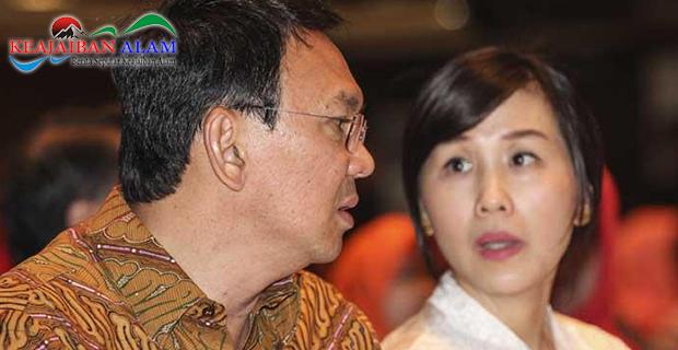 Gugatan Cerai Dikabulkan, Ahok Dan Veronica Tan Resmi Berpisah