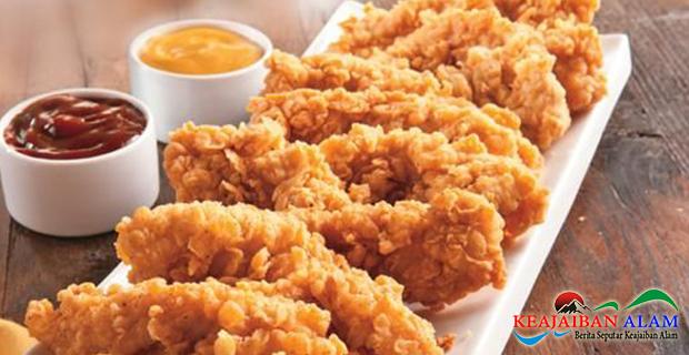 Resep Ayam Krispi Crackers Renyah