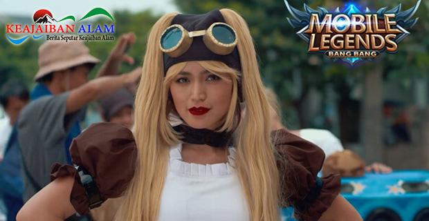 Benarkah Karakter Suara Hero Layla di Mobile Legends Diisi Oleh Jessica Iskandar ?