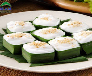 Mau Kuliner Baru? Yuk Coba Resep Kue Talam Tako Thailand