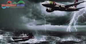 Terungkap! Ini Dia Misteri Dibalik Hilangnya Kapal Dan Pesawat di Segitiga Bermuda