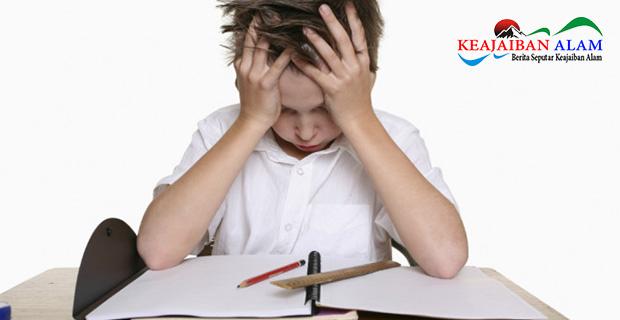 Waspada! Terlalu Banyak Les Picu Gangguan Mental Pada Anak