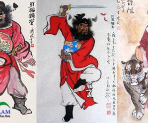 Menguak Mitologi Dewa Zhoung Kui Hingga Tradisi Kepercayaan Masyarakat Tiongkok