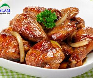 Resep Sedap Ayam Goreng Saus Mentega