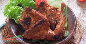Coba Resep Menu Baru, Ayam Taliwang Bumbu Pedas Gurih