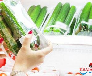 Lebih Baik Simpan Plastic Wrap di Kulkas, Apa Alasannya ?